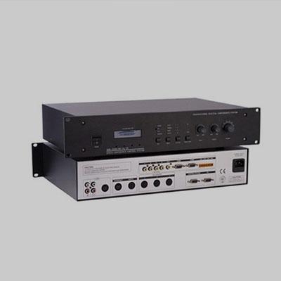 智能会议系统 KBB-3500/18专业数字会议系统主机