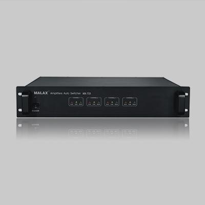 MX-733B主备功放切换器