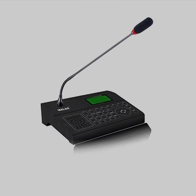 MX-10000B 数字网络分控站/双向对讲话筒
