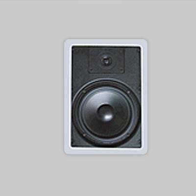 MX-119 方形嵌入式音响
