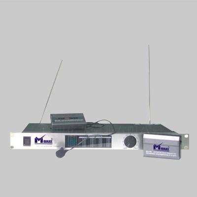MX-005无线麦克风主机