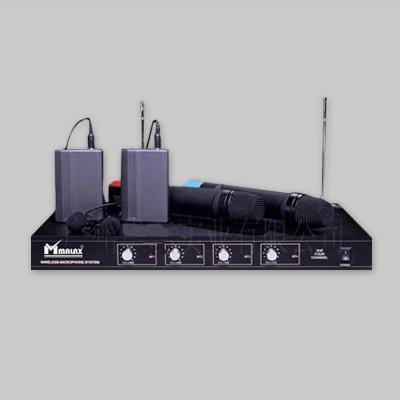 MX-004无线麦克风主机