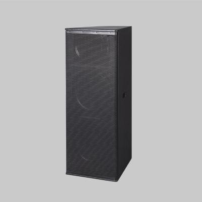 PK225 两分频双15寸全频音箱