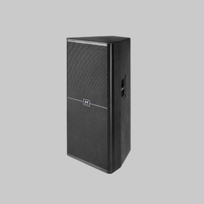SPX725  两分频双15寸全频音箱
